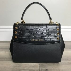 Michael Kors Karla Medium Satchel / Crossbody